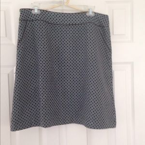 Wool Worthington skirt size 14